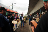 MUSQUEAM NATION MARPPOLE MIDDEN PROTESTERS