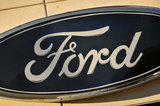 27 August 2012 - The Ford name and logo is seen on the exterior of the Ocean Park Ford dealership, in Surrey, B.C., Canada. Credit: Adrian Brown - N49Photo.