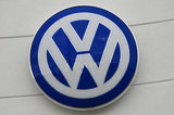 28 August 2012 - The Volkswagen logo is seen on the exterior of the Gold Key White Rock Volkswagen dealership, in Surrey, B.C., Canada. Credit: Adrian Brown - N49Photo.